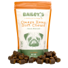 Bailey's Omega Hemp Soft Chews - 60 Count Bag