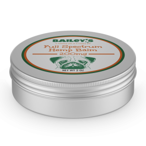 Bailey's 200MG Full Spectrum Hemp Balm